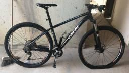 Bicicleta Caloi Vitus TAM 17 toda original