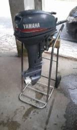 Motor 15 HP yamaha