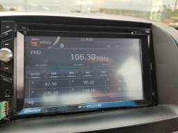 Multimídia evolve c/ TV, GPS, Bluetooth, usb, por celular