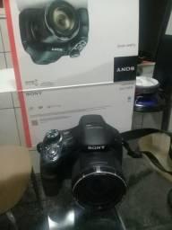 Câmera Sony zoom toppp nova!