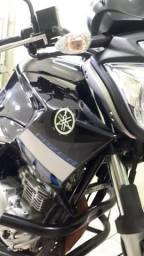 Yamaha Fazer 250cc 2014 único dono original - 2014