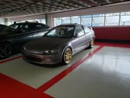 Civic Coupe EXS Manual - 1995