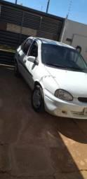 Troco por carro financiado - 2001