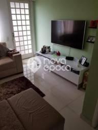 Casa de vila à venda com 2 dormitórios em Engenho de dentro, Rio de janeiro cod:ME2CV48803