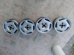 Torro Jogo de rodas aro 13 Volkswagen
