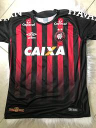 Camisa Atlético paranaense CAP 2017