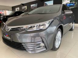 Corolla XEI 2.0 2018 Cinza