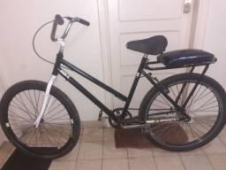 Bicicleta Poty preta