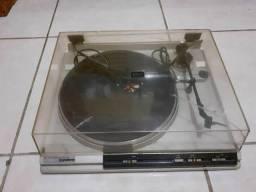 Toca disco GRADIENTE S -126 anos 80