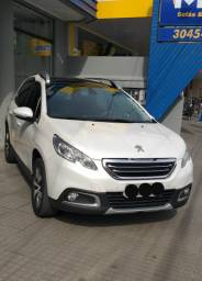Peugeot 2008 Griff automático
