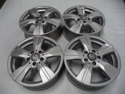 Rodas 16 mercedes b170 a160 5x112 jg de 4 rodas originais