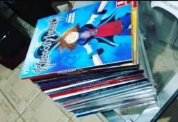 Coleção manga Kingdom Hearts completa