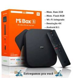 Xiaomi Mi Box S 4K Original + Entrega Grátis*