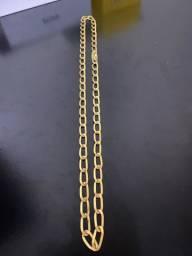 Cordao ouro 18k 22 gramas