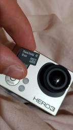 GoPro Hero 3 / Esta sem os acessórios