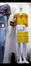 Promoção Calça Branca Feminina Nova