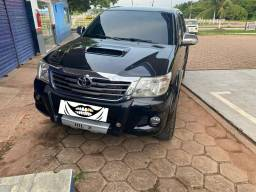 HILUX SRV AUTOMÁTICA 4X4 2012