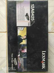 Lote com 55 Toner Lexmark 12A8425 Original Lacrado 220 cada ou 2000 cada 10 peças