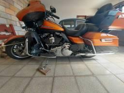 Harley Eletrica Glide Ultra limited