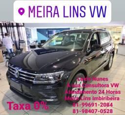 Tiguan Confortline  1.4 150CV Tx 0%  Leide Nunes  81- *