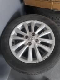 Rodas Toyota etios