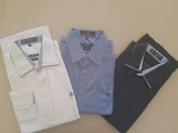 Camisas Sociais 1° linha
