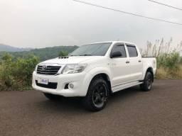 Hilux Cd SR D4-D 4x4 3.0 TDI Diesel Mec