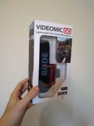Microfone Rode Videomic Go Ipatinga