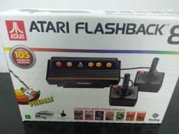 Atari Flashback 8 +100 JOGOS