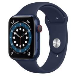 Lançamento - Apple Watch Series 6 44mm aceitamos o na troca ! Loja Fisica Niterói