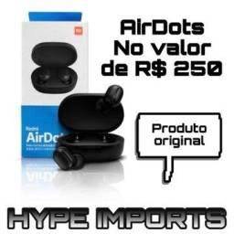 AirDots Lacrados