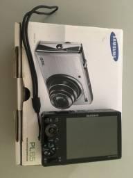 Câmera digital Sony PL 65 12,2 megapixel