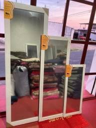 Espelhos com entrega grátis kit $180