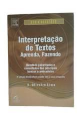 Livro Interpretação De Textos Aprenda, Fazendo