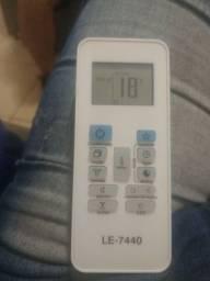 Controle ar condicionado