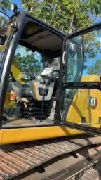 Escavadeira Hidráulica Caterpillar 2020 zera