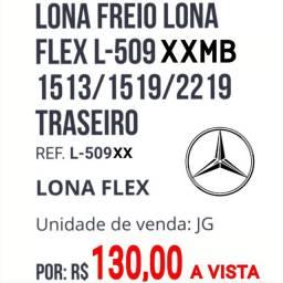 LONA DE FREIO X X MB R$ 130,00