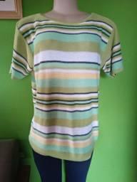 Blusa/Camisa Linha & Cores - G