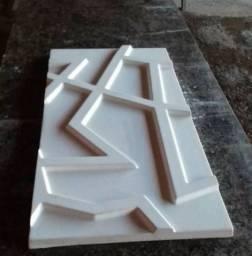 Reevestimento 3D cimenticio