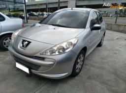 Peugeot 207 HB XR 1.4, 2012/2013, Prata, Completo, 66.000km