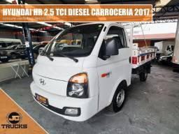 Hyundai HR 2.5 Diesel 2017 Carroceria