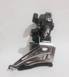 Câmbio Dianteiro c/ Passador Shimano Deore XT SL-M8000-R