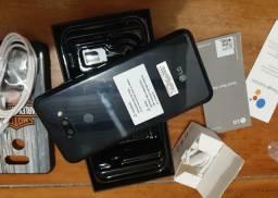 LG K40s 4G, dual sim 32GB,3RAM Semi Novo.