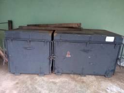 Caixa de cozinha para caminhão