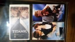 Fita VHS original Titanic Legendado