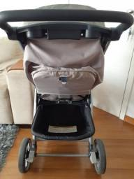 Carrinho de bebê Chicco Bravo Trio System