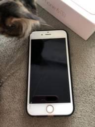 IPhone rose gold 6s 16gb