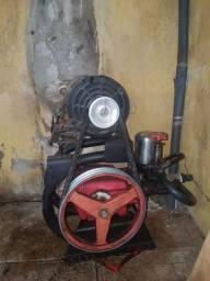 Bomba para lava-jato com motor