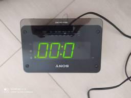 Sony ICFC 414 Rádio-Relógio (descontinuado pelo fabricante)<br><br>