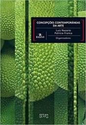 """Livro """"Concepções contemporâneas da arte"""" (em ótimo estado)"""